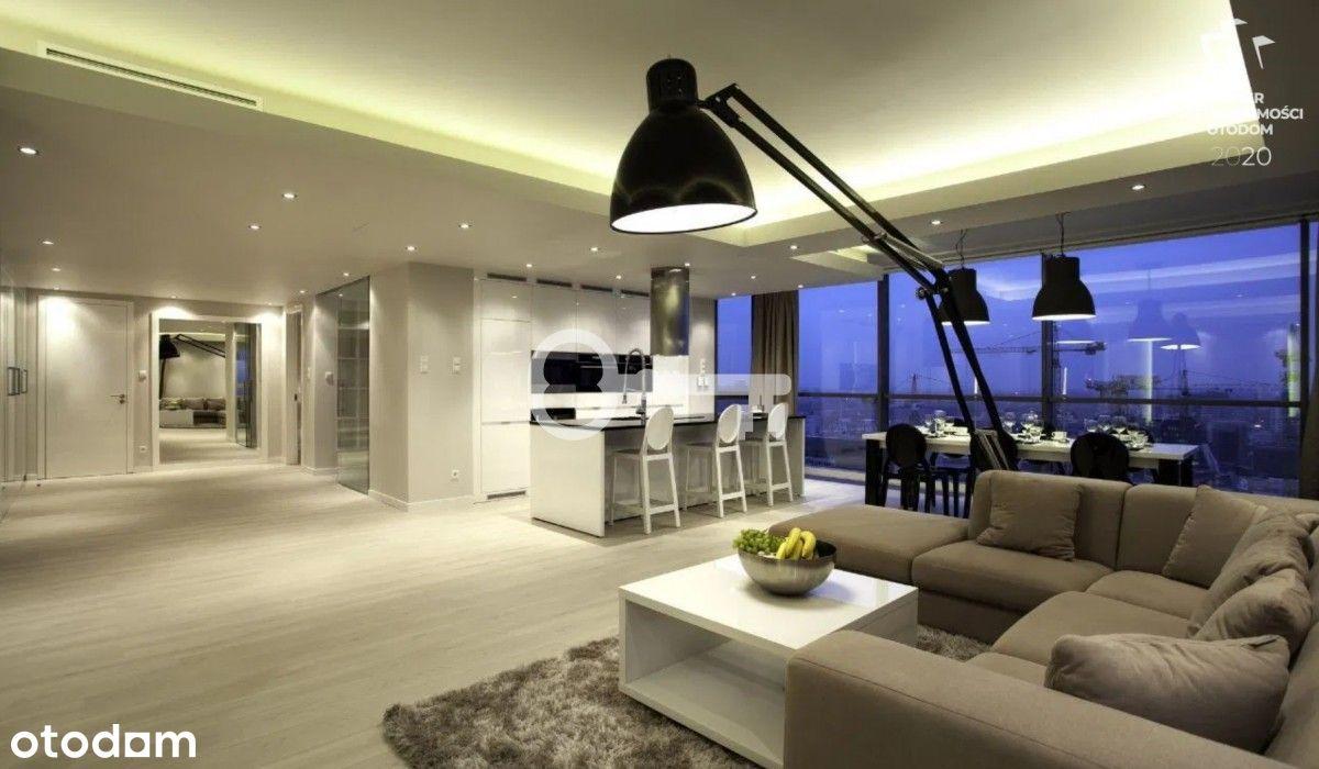Zjawiskowy apartament z pięknym widokiem