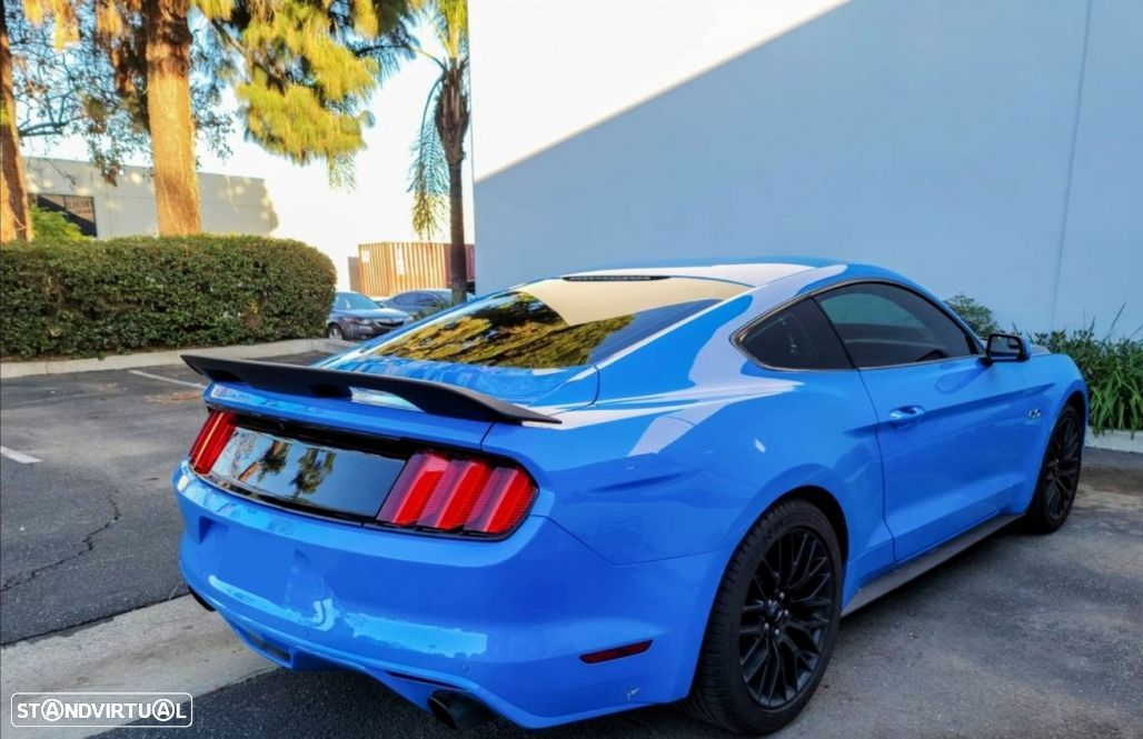 Aileron Ford Mustang - 8