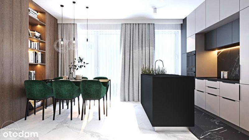 Apartament 49m2, 3 pok, Gwarancja najniższej ceny!