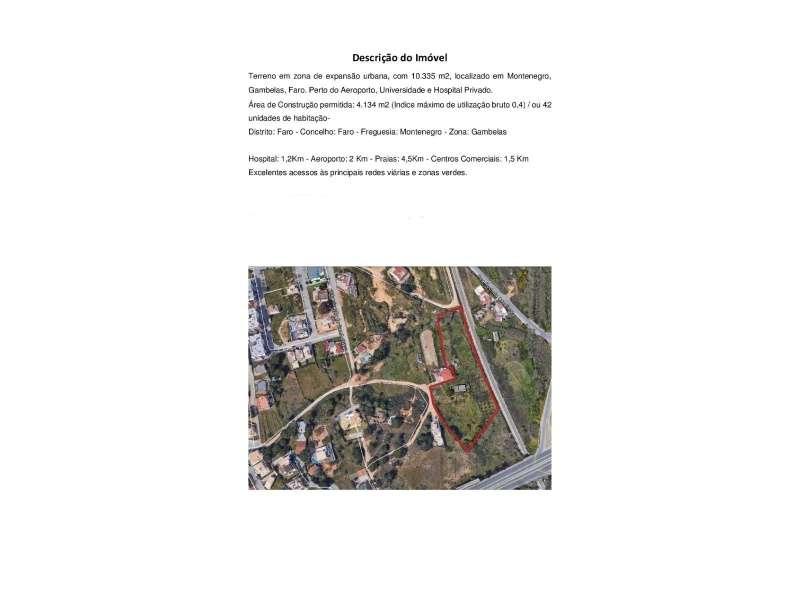 Terreno para comprar, Montenegro, Faro - Foto 5