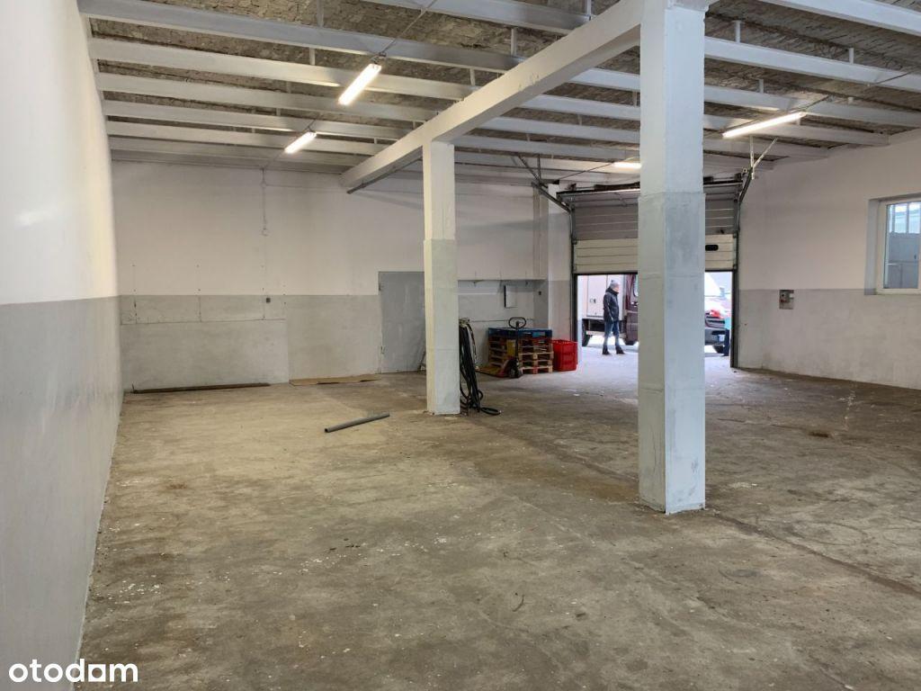 WAWER 151 m2 wysokość 3 m2 , ul. Borków ,