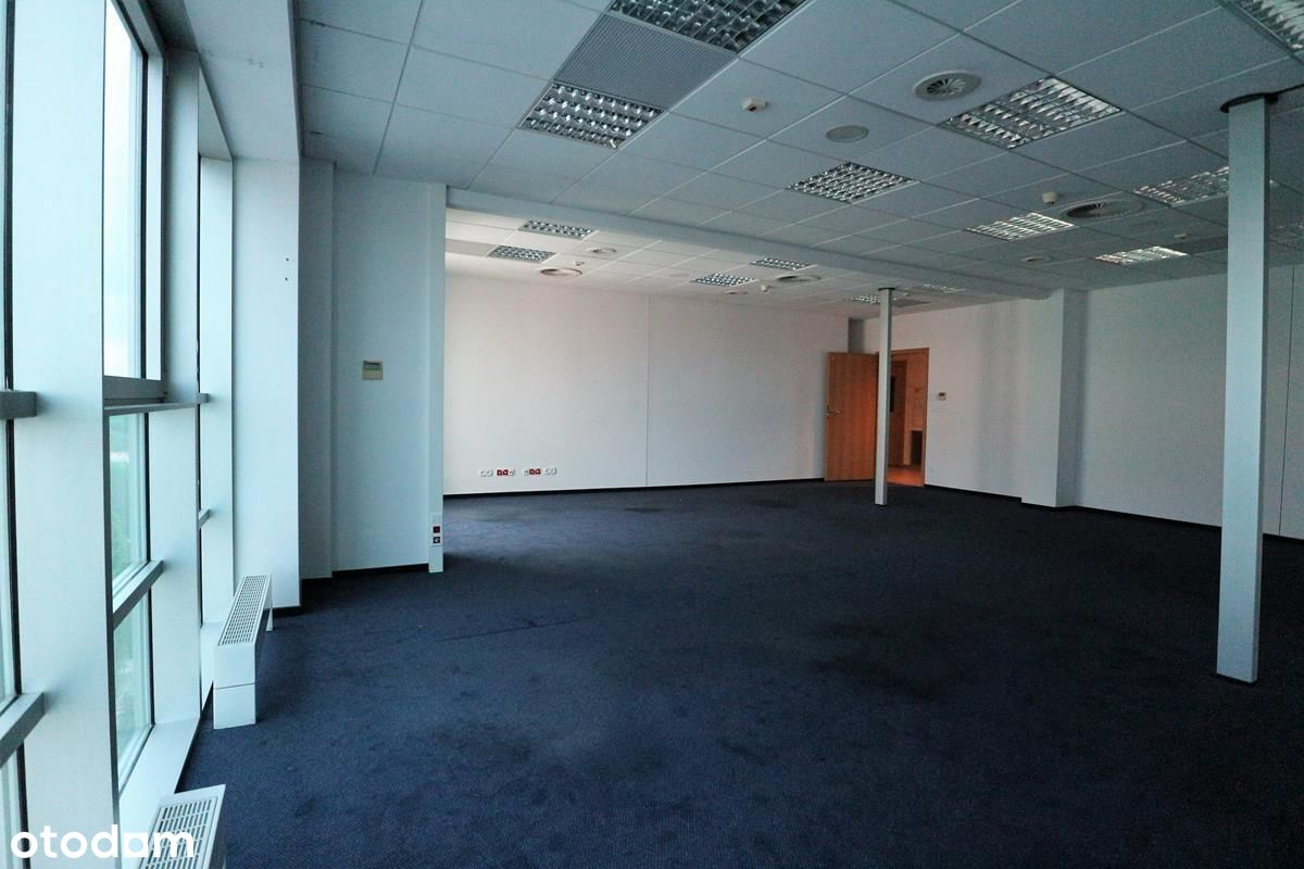 Komfortowe biura klasy A
