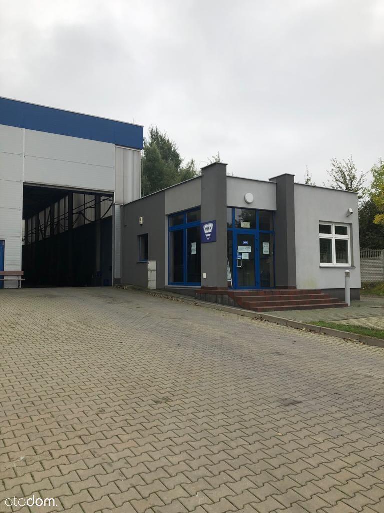 Hala/Magazyn,532m2,Sosnowiec,pow.działki 4700m2
