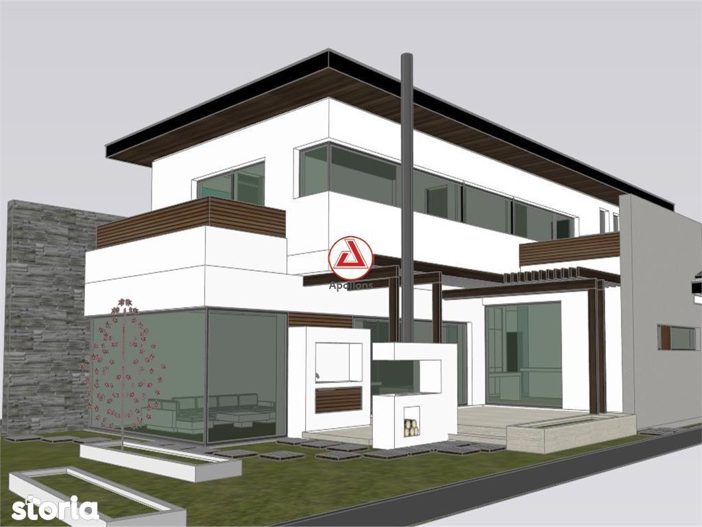 Vila Chitila -Mogosoaia arhitectura deosebita, amplasare facila
