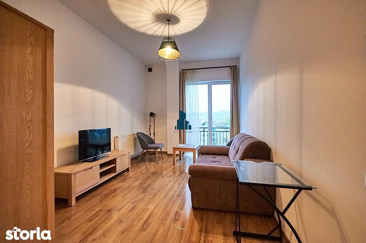 Apartament 2 camere, S-60mp + 5mp. balcon, zona Cluj Arena
