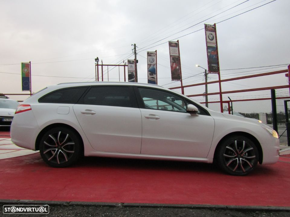 Peugeot 508 SW 1.6 HDi Active 120g - 7