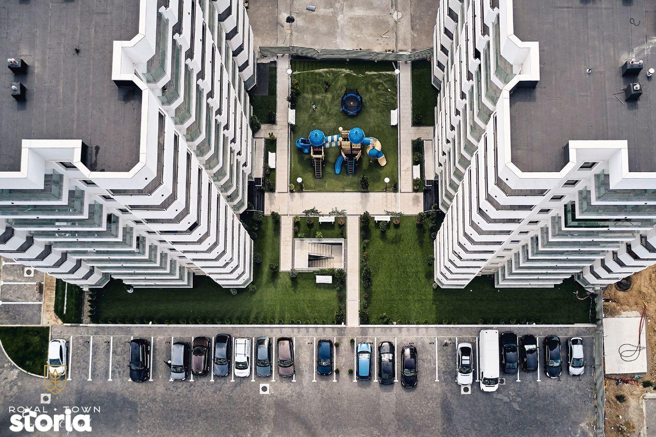 Apartament luxuriant 3 camere 98 600 euro + tva, Copou, Iasi