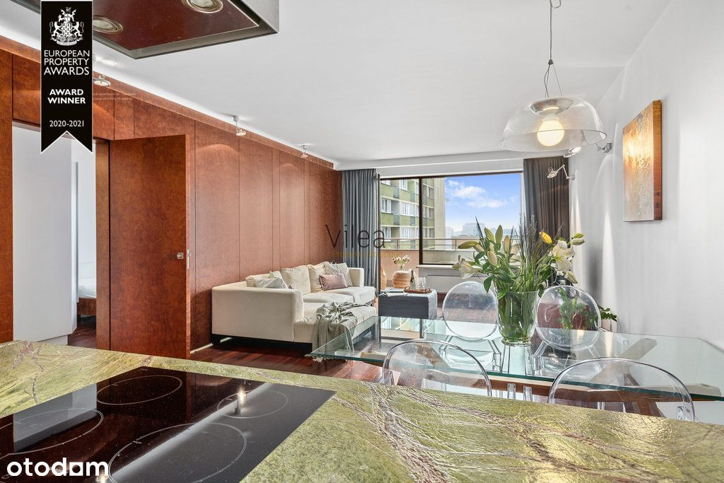 Elegancki apartament w Atelier Residence