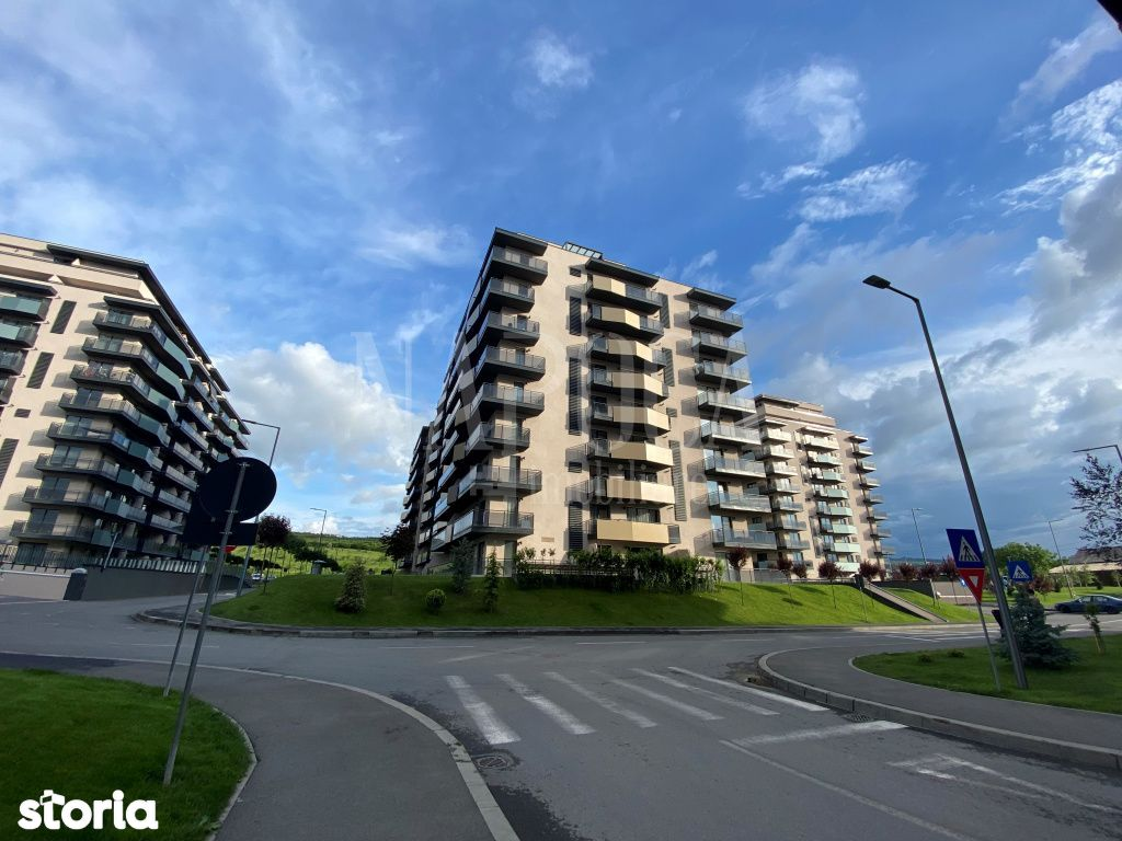 Apartament superb cu 2 camere la cheie in bloc nou, zona Iulius Mall