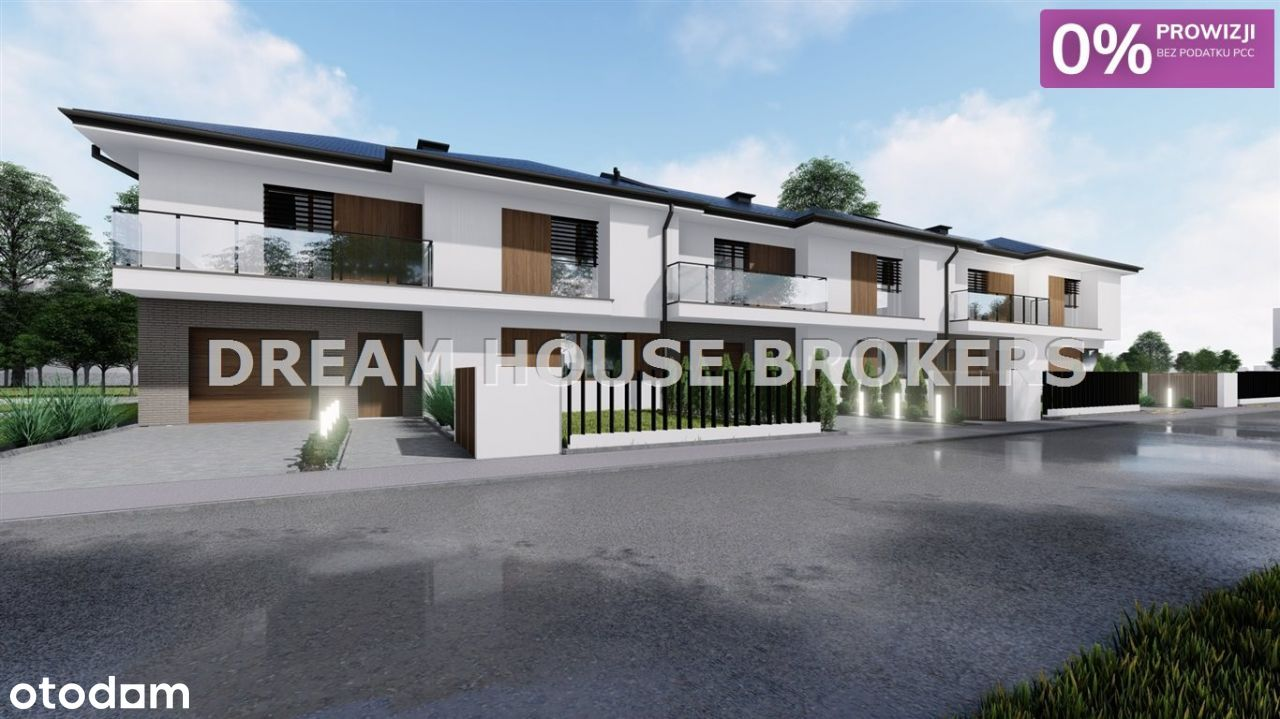 Dom w zabudowie szeregowej Sprzedaż 0% Prowizji