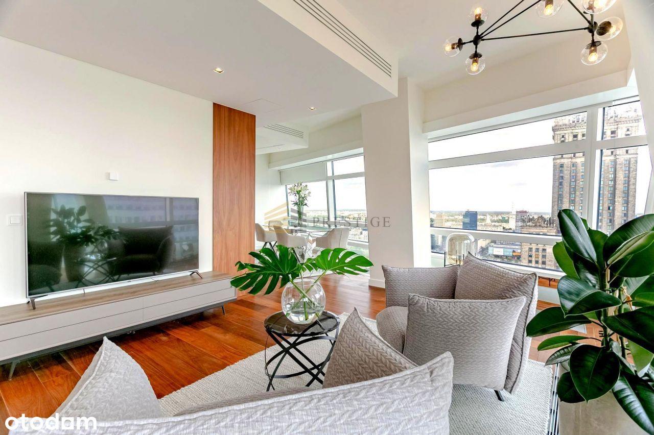 Wyjątkowy i przepiękny Apartament na Złotej 44