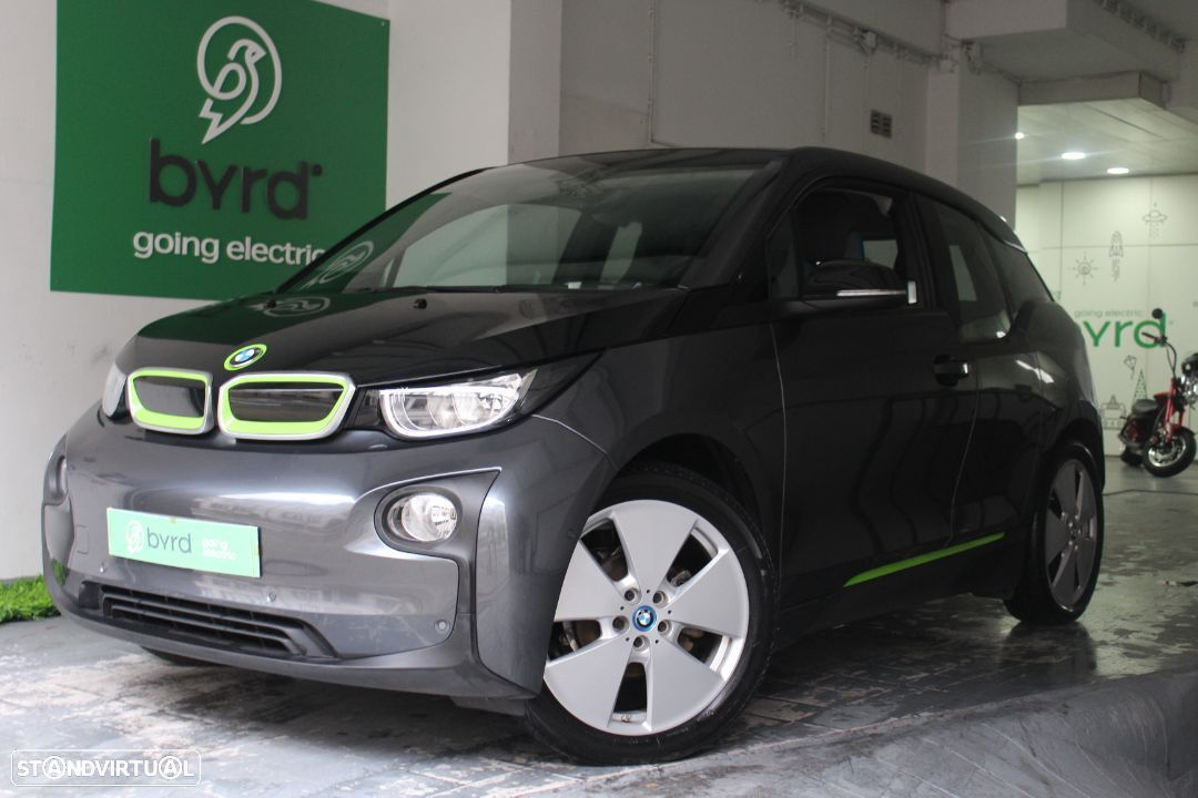 BMW i3 94Ah +Comfort Package Advance - 9