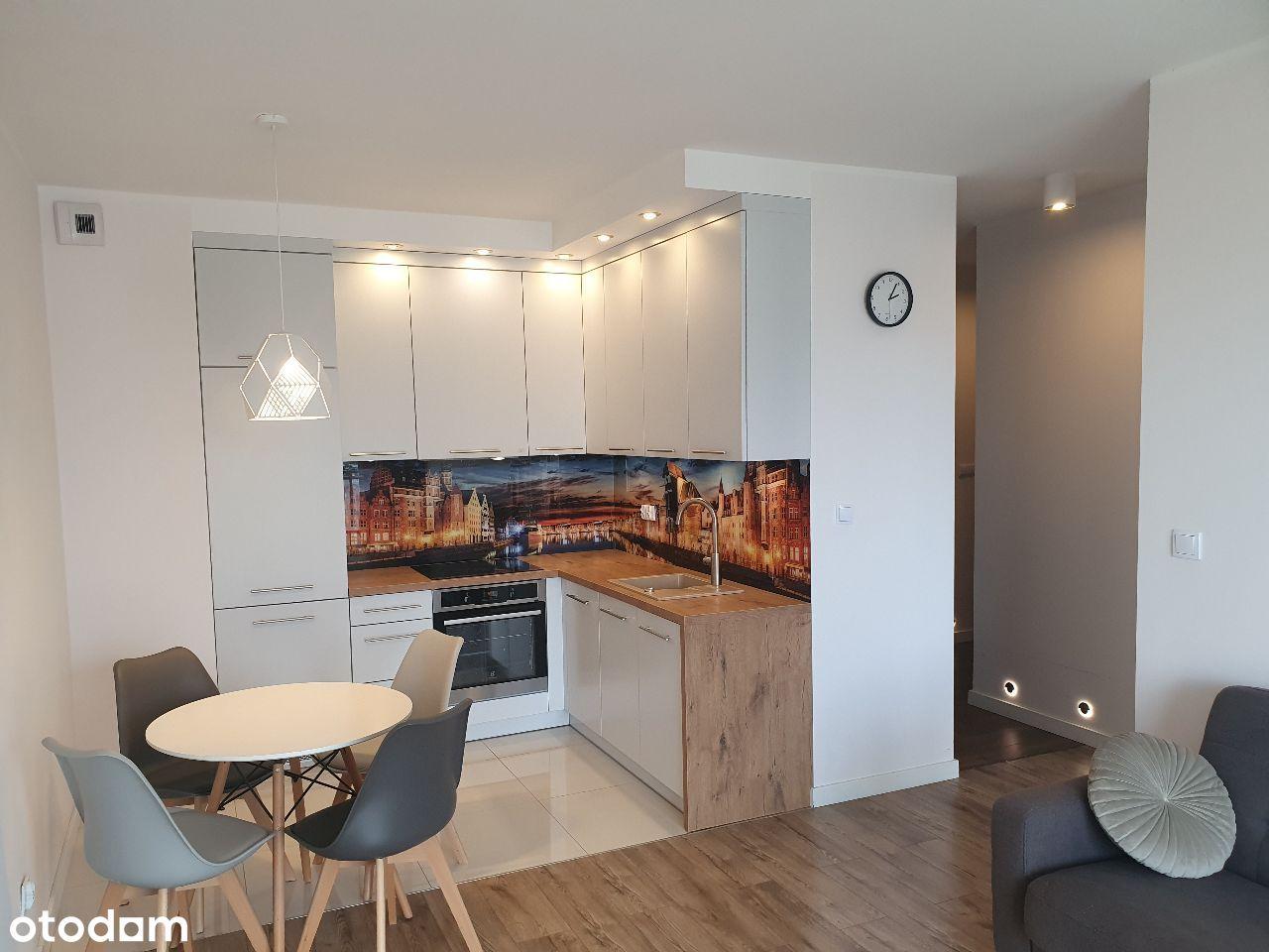 Wynajem mieszkania z miejscem postojowym