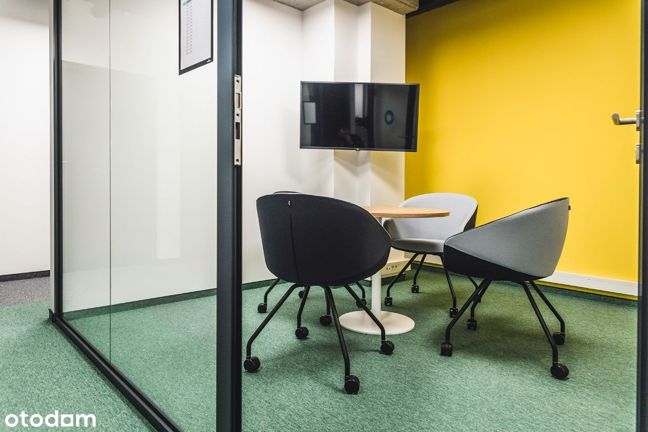 Biura serwisowane, na godziny, coworking-Podgórze