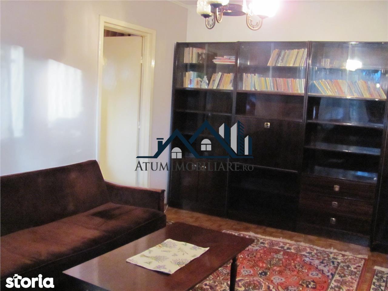 Apartament cu 2 camere de inchiriat zona Dioda din Sibiu