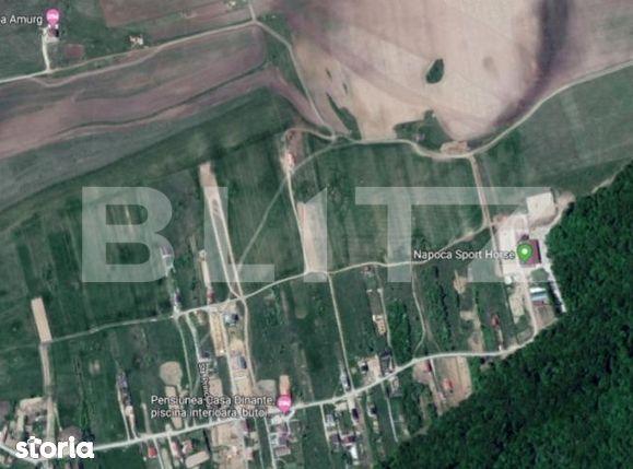 Teren arabil extravilan 4000 mp in Salicea ,zona Herghelie!