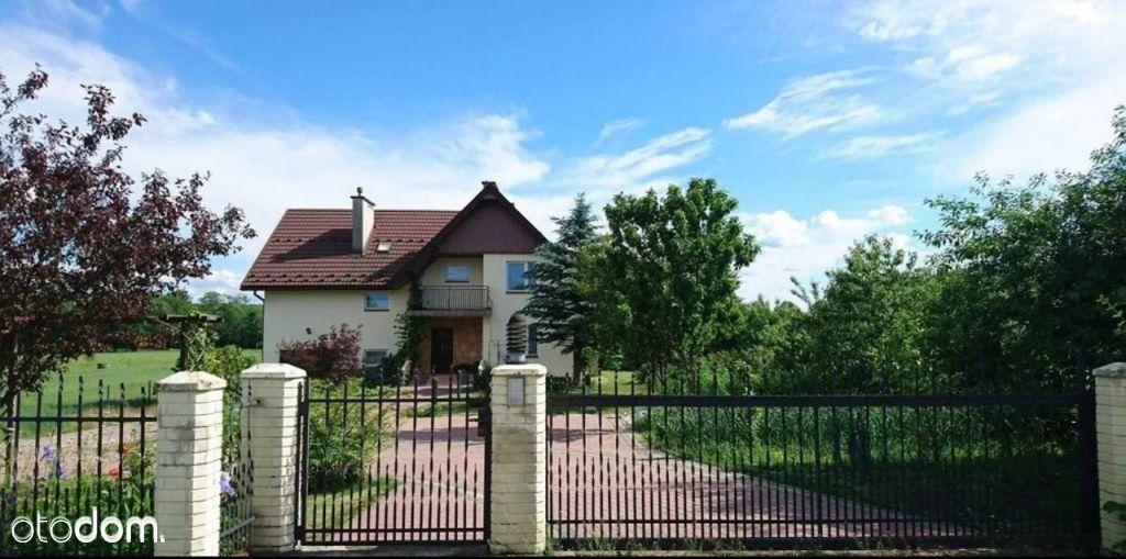 Dom okolice Sanoka, Bieszczady-duża działka