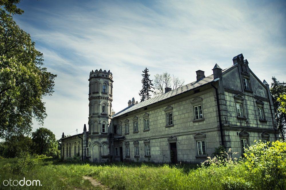 Neogotycki Zespół Pałacowo-Parkowy Nad Wartą