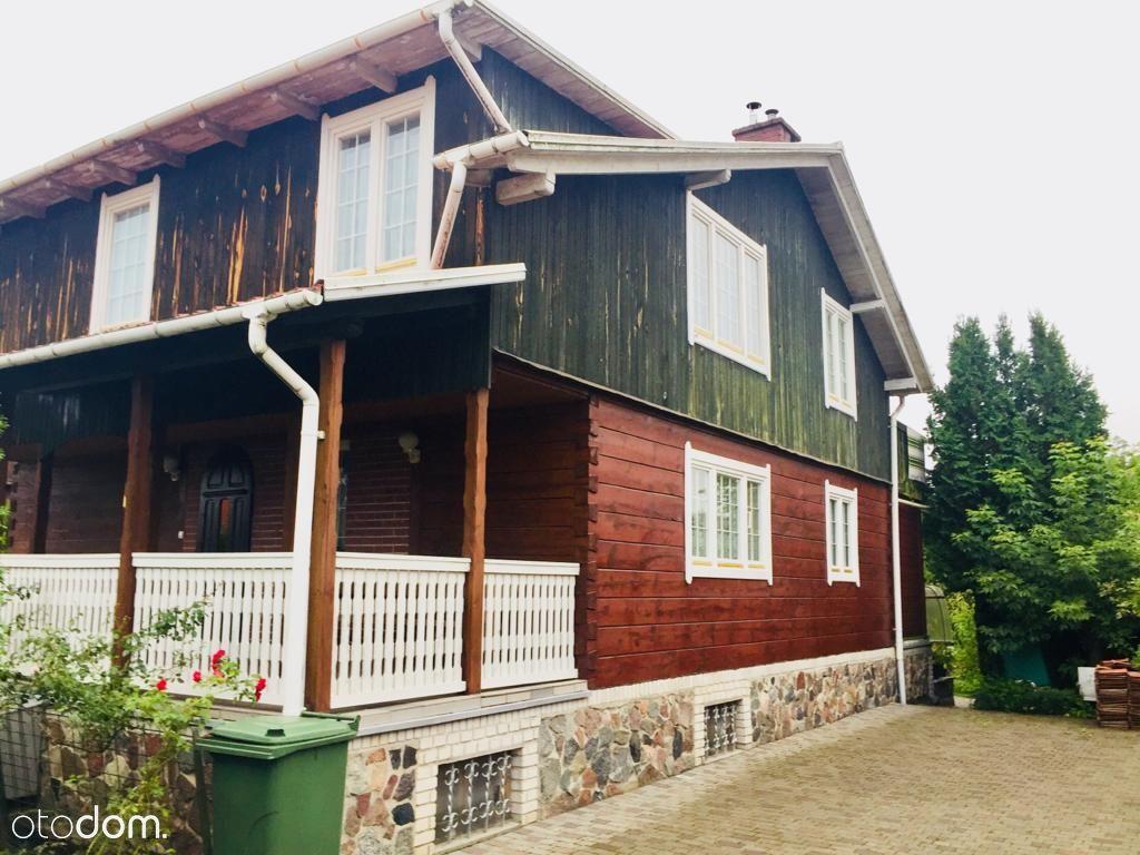 Dom z bala w Olsztynku
