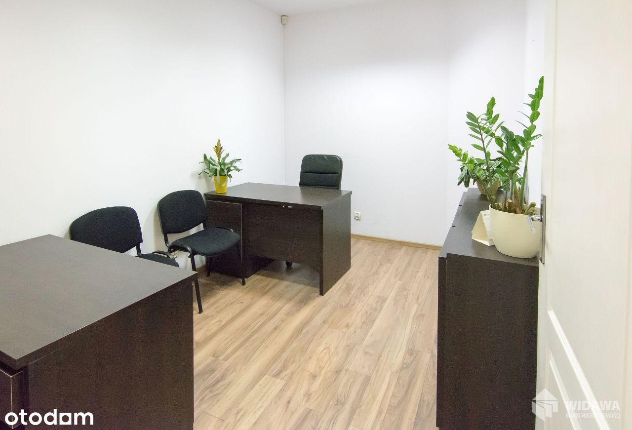 23 m2 lokal, gabinet z poczekalnią ok. pl Bema