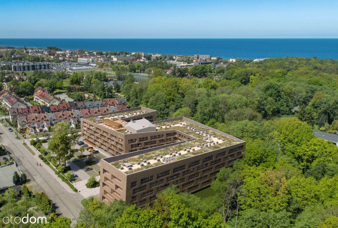 SUN - Twój apartament nad morzem Ustronie Morskie