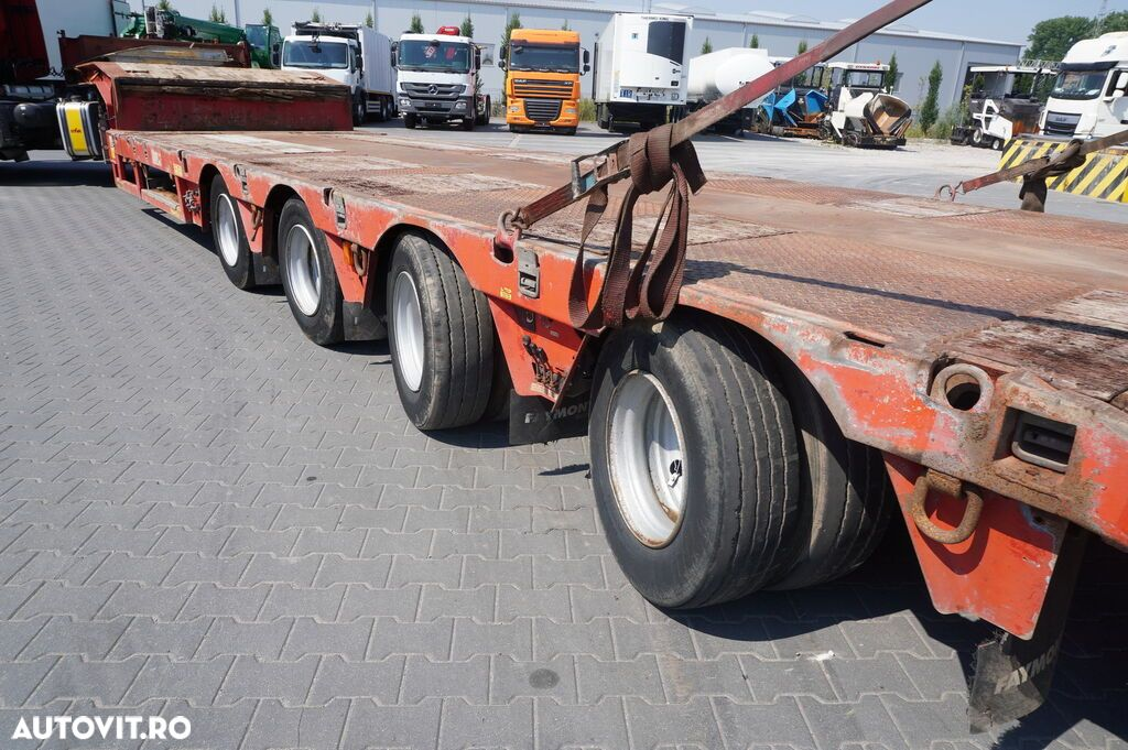 Faymonville STN-4AU , 4 axles , extended , stretched , max 15,80 x 3,23m , h - 14