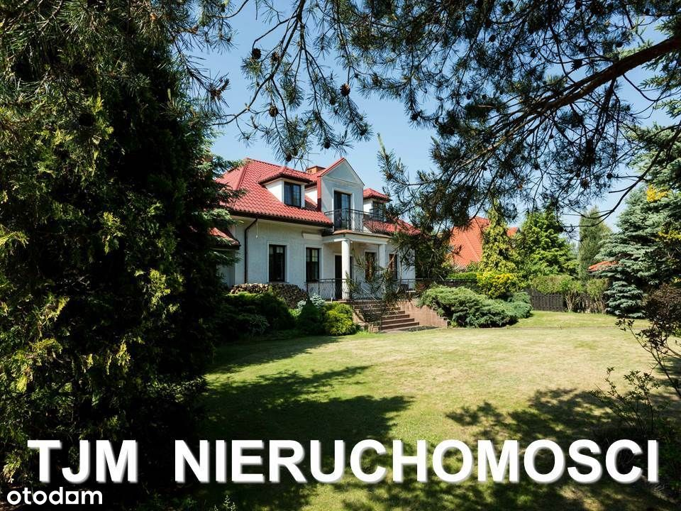Komfortowy dom na dużej, pięknej działce!