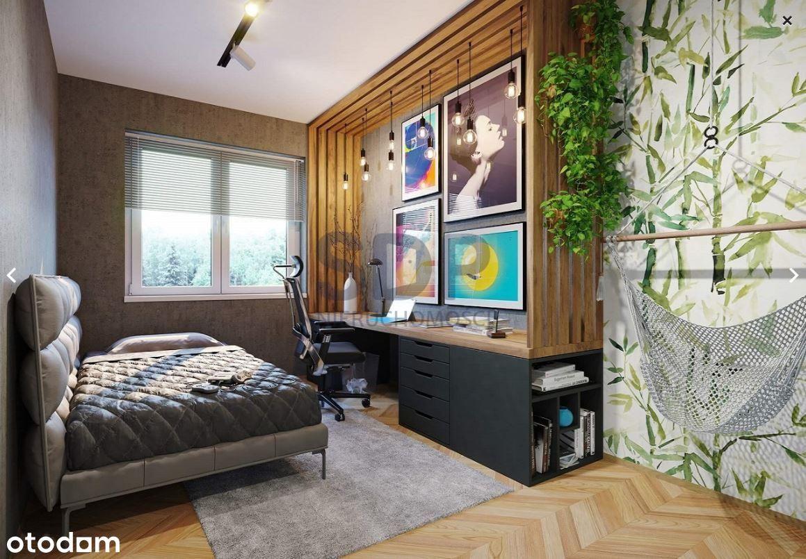 4 Pokoje-Balkon-Garderoba-Atrakcyjna Cena