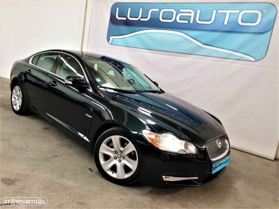 Jaguar XF 3.0 V6 Luxury - 7