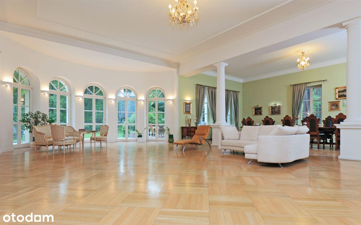 Niepowtarzalna rezydencja pełna luksusu