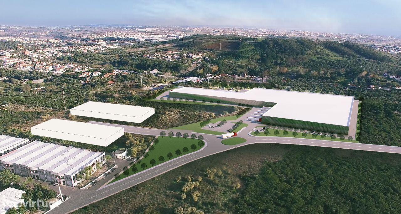 Terreno Industrial Sintra 85.000m2 (ZI Linhó / Beloura)