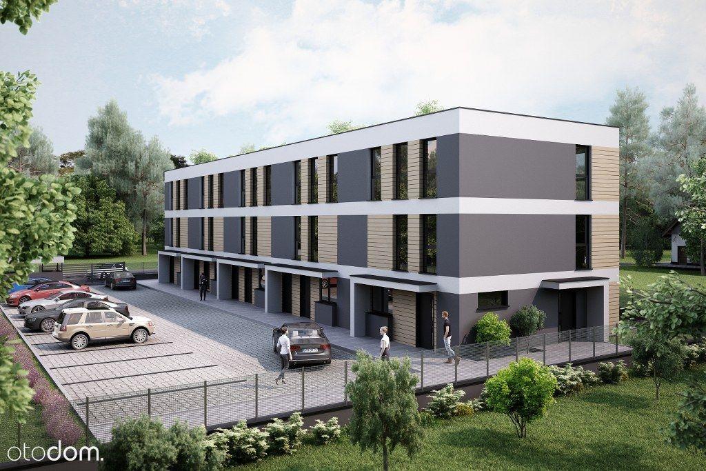Nowe, 2-poziomowe mieszkanie, balkon, klimatyzacja