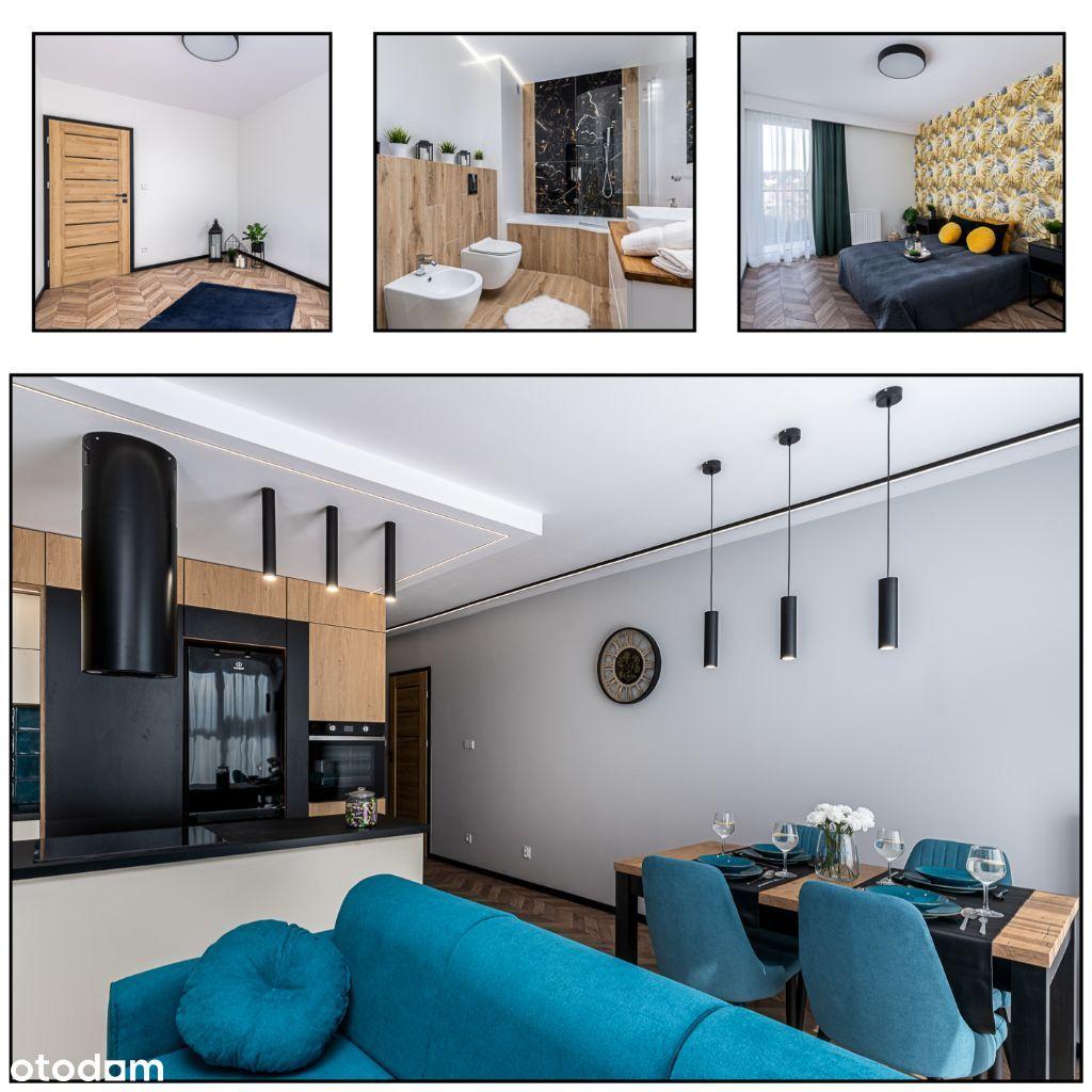 NOWE- wykończone- 3 pokojowe mieszkanie-Prywatnie
