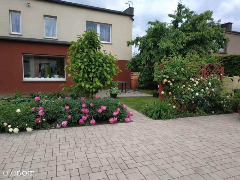 Zadbany dom na sprzedaż Lwówek Wielkopolski
