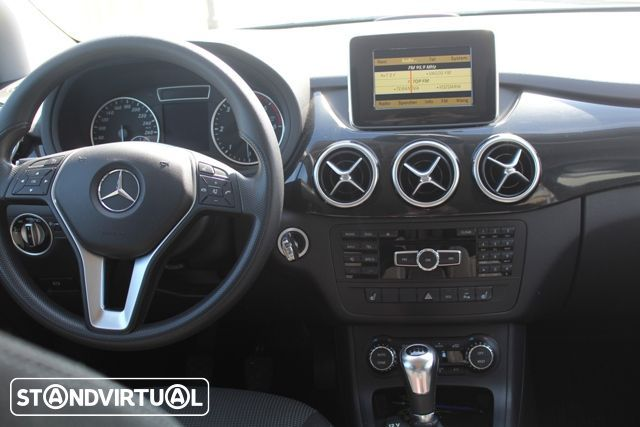 Mercedes-Benz B 180 CDi BlueEfficiency - 6