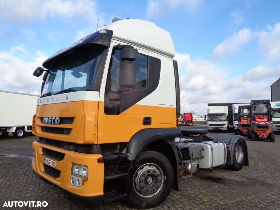 Iveco Stralis 360 + Euro 5 + Airco + 5 in stock - 1