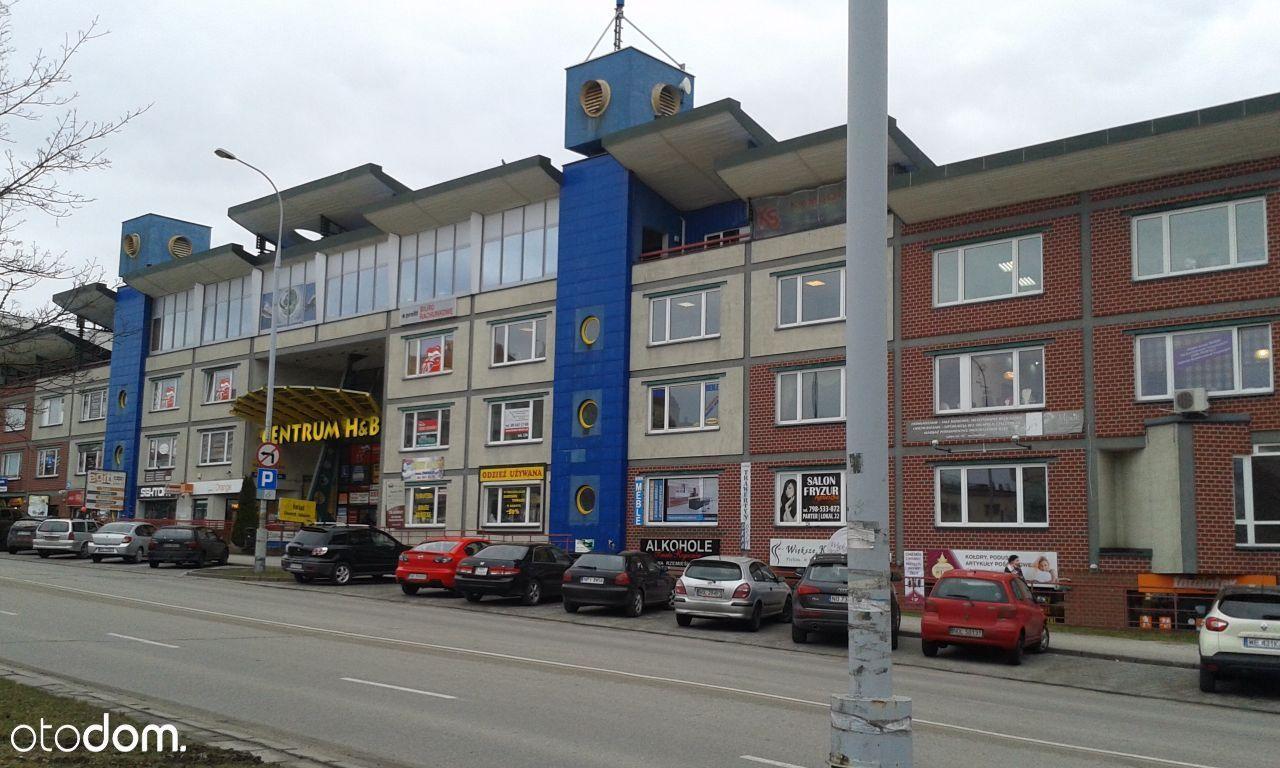 Lokal biurowy w Centrum H&B w Olsztynie