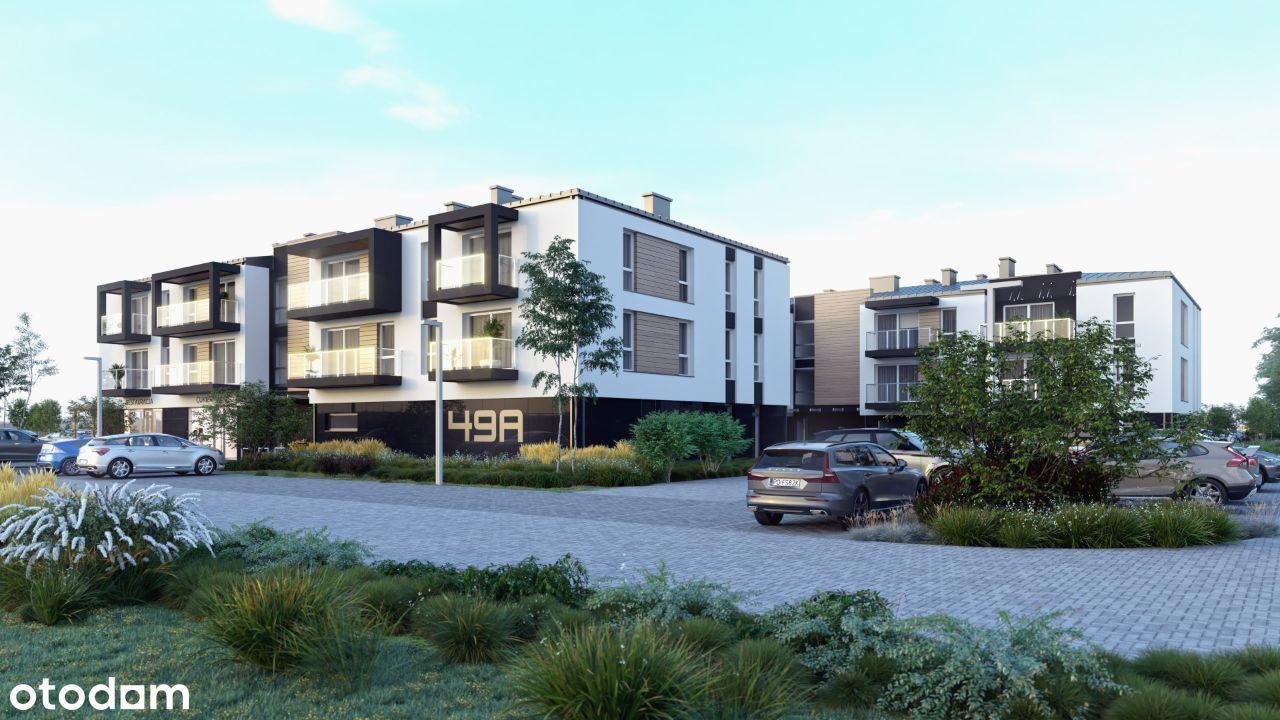 Nowy Jarocin II | ustawne mieszkanie 55 m2 | C1