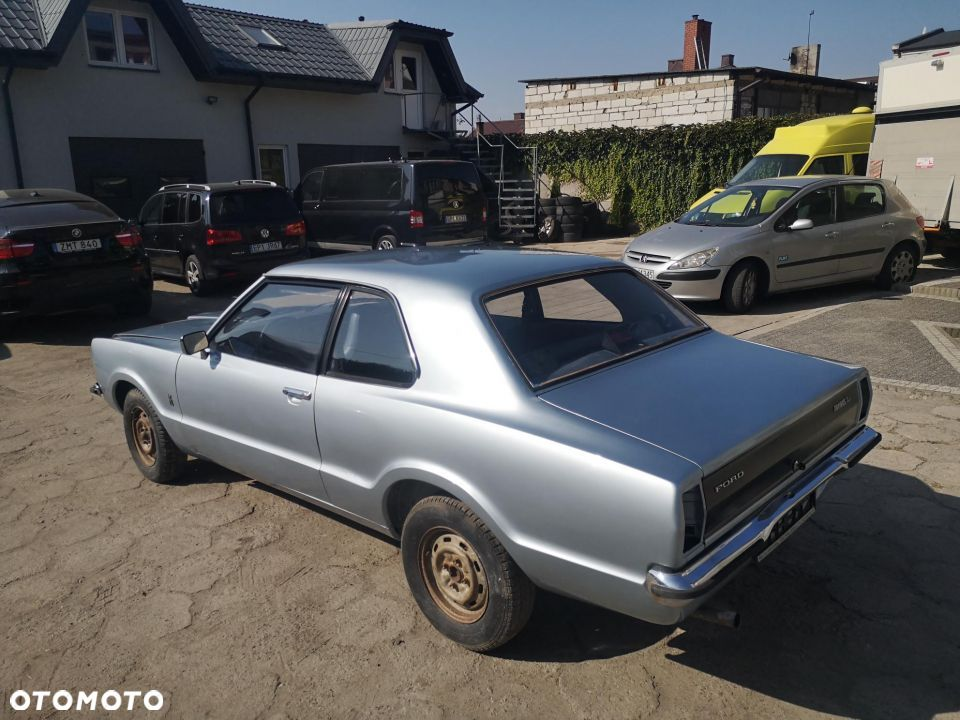 Ford Taunus 1600L coupe - 9