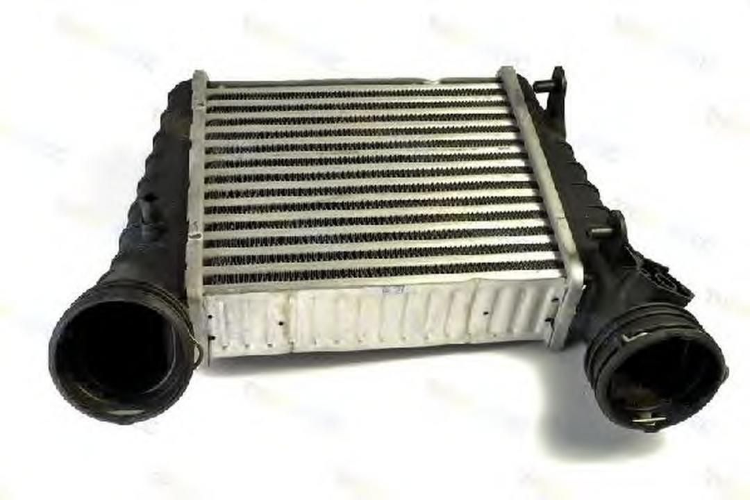Intercooler SKODA SUPERB 3U4 THERMOTEC DAW004TT - 1