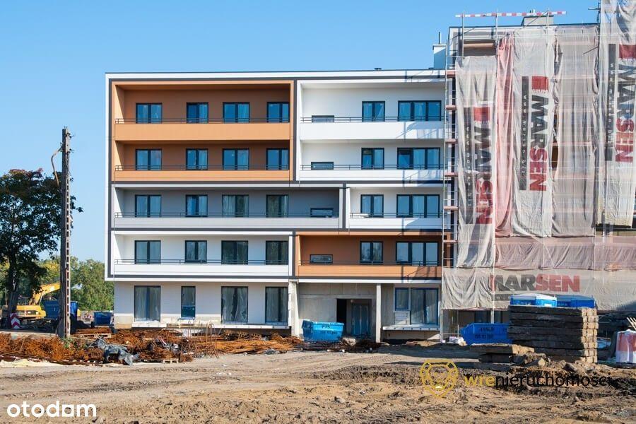 Przy Odrze! Słoneczne mieszkanie z dużym balkonem