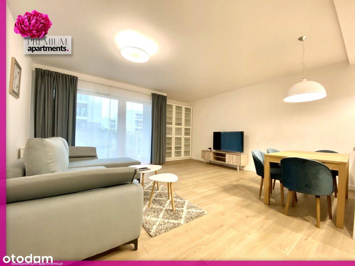 Azymut Mały Kack nowe 3 pokoje mieszkanie