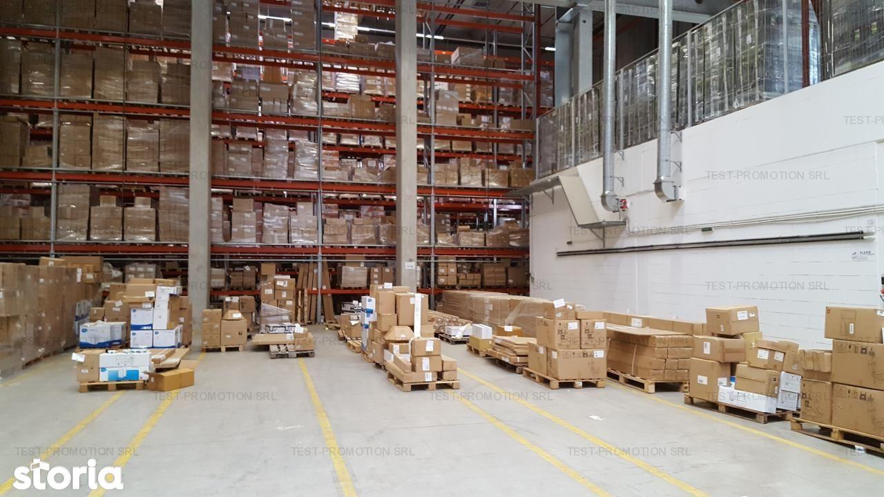 Depozit hala productie depozitare farmaceutic arhiva aliment