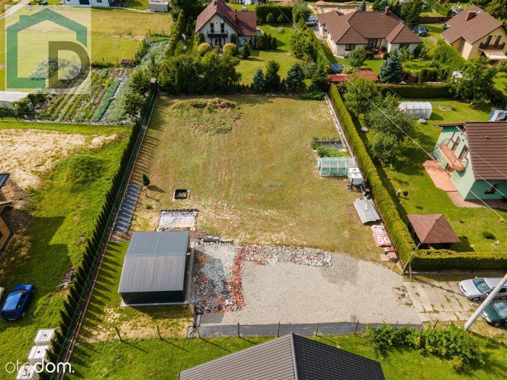 13 arowa, ogrodzona działka w Czechowicach!