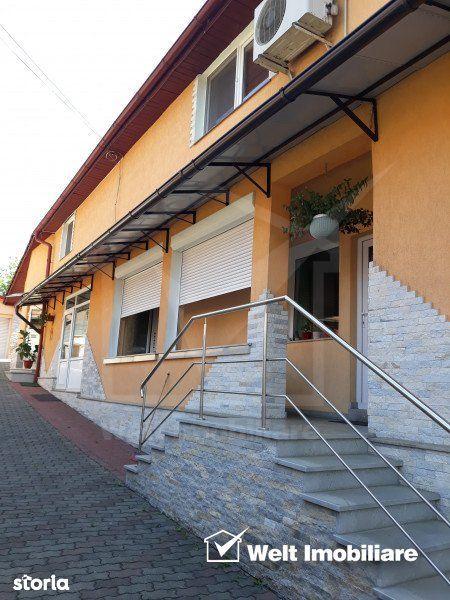 Vanzare casa Baciu, renovata, gradina frumoasa, 553 mp teren