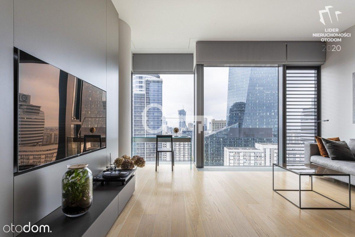 Apartment Cosmopolitan for sale Twarda Warsaw