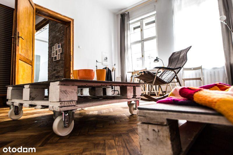 3 pokoje w centrum Gliwic- idealne pod inwestycję