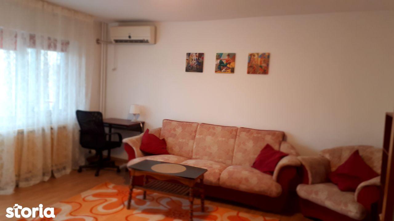 Apartament cu 2 camere de inchiriat in zona Aviatiei