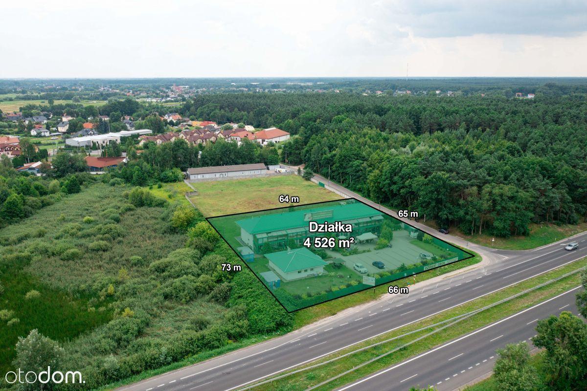 Dochodowy dom opieki 8km od wjazdu do Warszawy