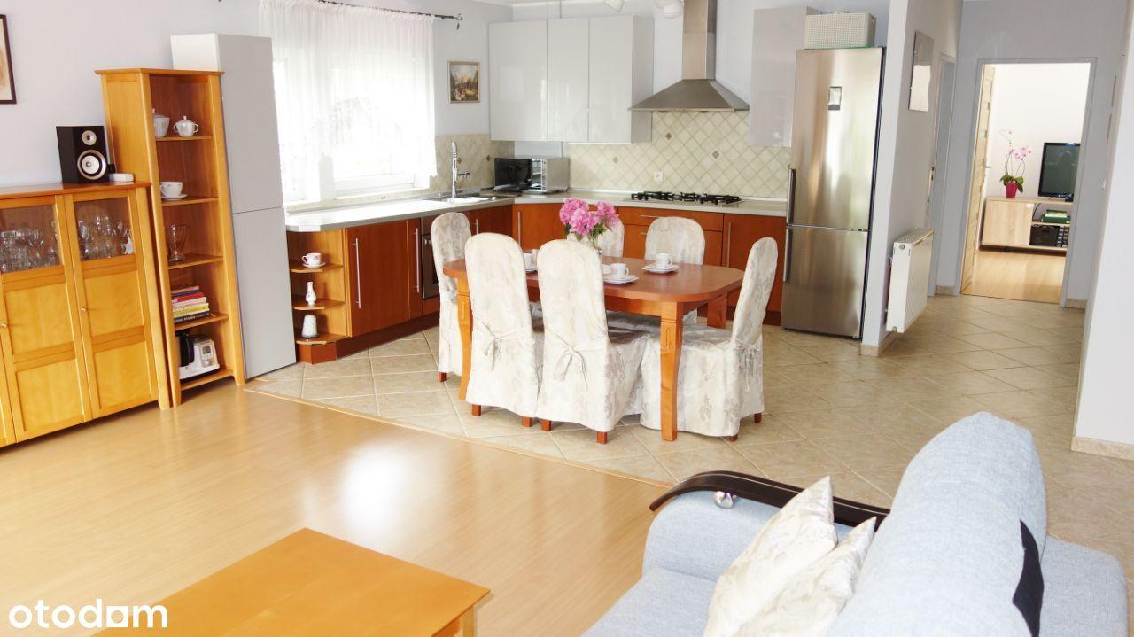 Dom parterowy w spokojnej części Lubonia